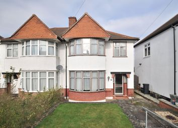 Thumbnail 3 bed semi-detached house for sale in Hill Close, Chislehurst