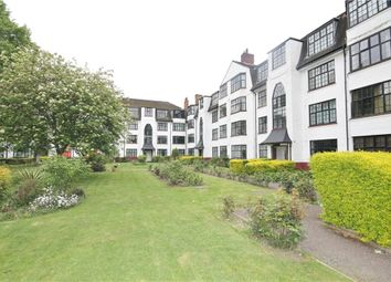 Thumbnail 3 bed flat to rent in Manor Court, Leigham Avenue, London