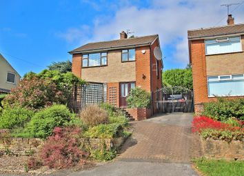 Thumbnail 3 bed detached house for sale in Kirk Road, Mapperley, Nottingham