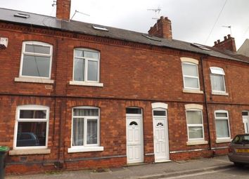 Thumbnail 3 bed terraced house for sale in Priestsic Road, Sutton-In-Ashfield, Nottinghamshire, Notts
