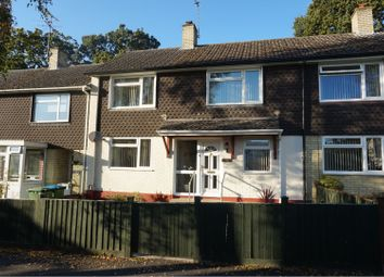 Thumbnail 3 bed terraced house for sale in Salerno Road Lordswood, Southampton
