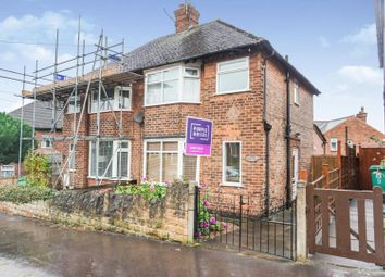 2 bed semi-detached house for sale in Salcombe Road, Nottingham NG5