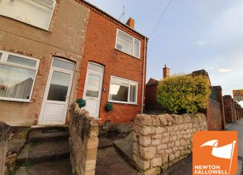 Thumbnail 3 bed terraced house for sale in Central Drive, Shirebrook, Mansfield