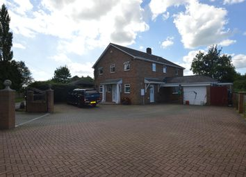 Thumbnail 4 bed detached house to rent in Churchend, Shuthonger, Tewkesbury, Gloucestershire