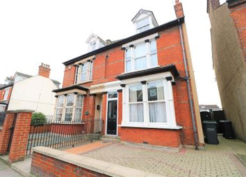 Thumbnail 3 bed semi-detached house for sale in Old Road West, Northfleet, Gravesend