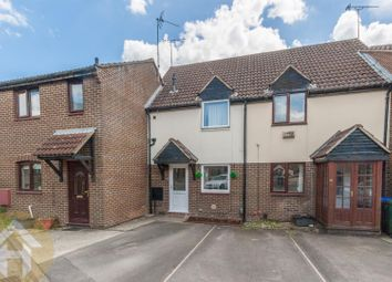 Thumbnail 2 bed terraced house for sale in Woodshaw Mead, Royal Wootton Bassett, Swindon