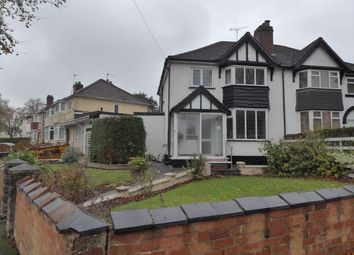 Thumbnail 3 bed semi-detached house for sale in Moorpark Road, Birmingham