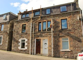 Thumbnail 3 bed maisonette for sale in 19 Woodside Place, Galashiels, Scottish Borders