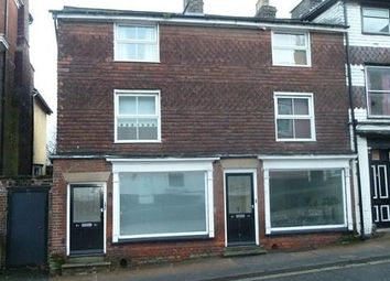 Thumbnail 1 bedroom flat to rent in The Meadows, Station Road, Cotton, Stowmarket