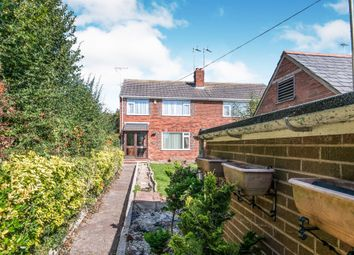 Thumbnail 3 bed semi-detached house for sale in Cambridge Street, St. Thomas, Exeter