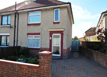 Thumbnail 3 bedroom semi-detached house for sale in Colwell Road, Cosham, Portsmouth