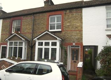 Thumbnail 3 bed terraced house for sale in Station Road, Claygate, Esher