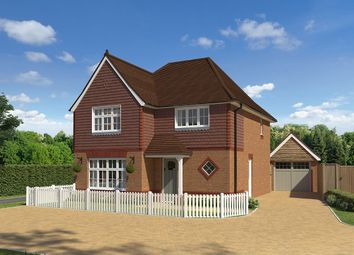 "Thumbnail 4 bed detached house for sale in ""Cambridge"" at Priory Way, Tenterden"