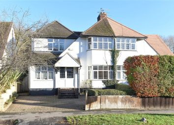 Thumbnail 4 bed semi-detached house for sale in Whitelands Avenue, Chorleywood, Rickmansworth, Hertfordshire