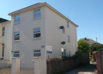 Thumbnail 2 bed flat for sale in Elmsleigh Road, Paignton, Devon