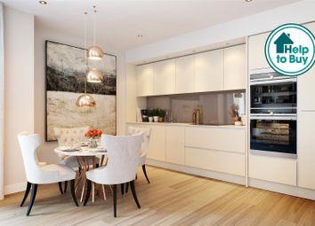 Thumbnail 3 bedroom flat for sale in Bentinck Road, Yiewsley, West Drayton