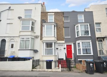 Thumbnail 4 bed terraced house to rent in West Cliff Road, Ramsgate