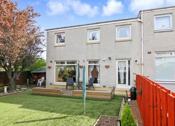 Thumbnail 3 bed end terrace house for sale in 106 South Gyle Gardens, South Gyle, Edinburgh