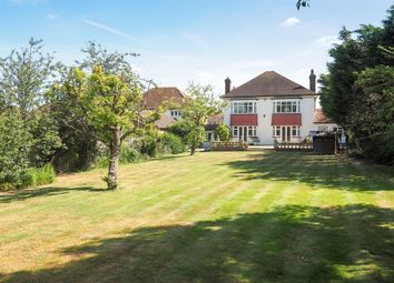 Thumbnail 4 bed detached house for sale in Kingsmead Avenue, Worcester Park