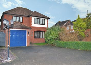 Thumbnail 4 bed detached house for sale in Elwood, Church Langley, Harlow
