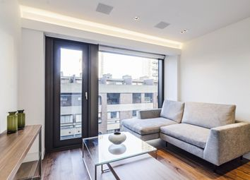 Thumbnail 1 bed flat to rent in Wood Street, London