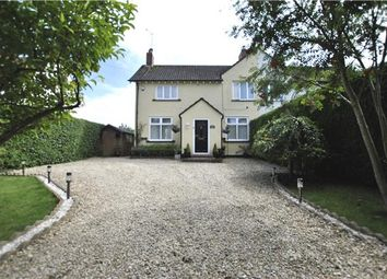Thumbnail 3 bed semi-detached house for sale in Chippenham Road, Marshfield, Wiltshire