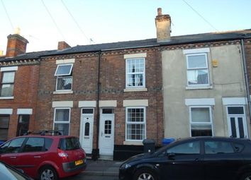 Thumbnail 2 bed terraced house for sale in Bedford Street, Derby, Derbyshire