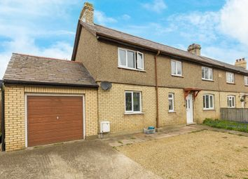 Thumbnail 3 bedroom semi-detached house for sale in Hartford Road, Huntingdon, Cambridgeshire