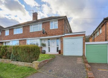 Thumbnail 3 bed semi-detached house for sale in Springfield Crescent, Harpenden, Hertfordshire