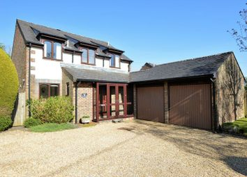 Thumbnail 4 bed detached house for sale in The Tynings, Shaftesbury