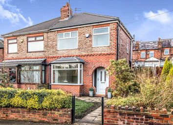 Thumbnail 3 bed semi-detached house for sale in St. Georges Crescent, Worsley, Manchester