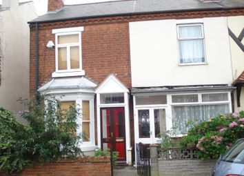 Thumbnail 2 bed end terrace house to rent in Pargeter Street, Birchills, Walsall