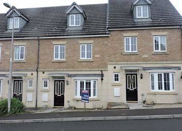 Thumbnail 4 bed town house for sale in Ffordd Y Glowyr, Betws, Ammanford