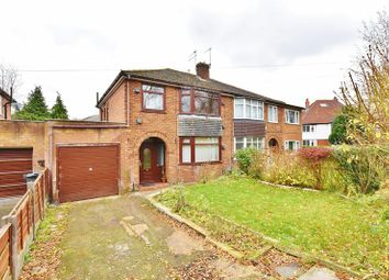 Thumbnail 3 bed semi-detached house for sale in Grange Road, Eccles, Manchester