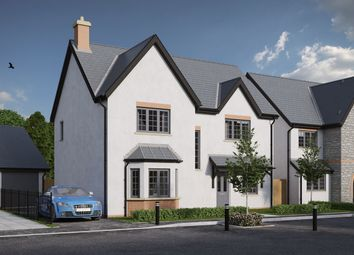 Thumbnail 4 bed detached house for sale in St Nicholas, St. Nicholas, Cardiff