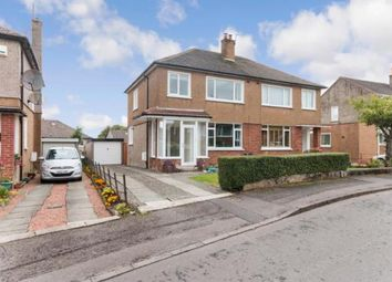 Thumbnail 3 bed semi-detached house for sale in Oak Avenue, Bearsden, Glasgow, East Dunbartonshire