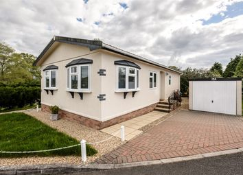 Thumbnail 2 bedroom mobile/park home for sale in 15A Alderway, Caerwnon Park, Builth Wells