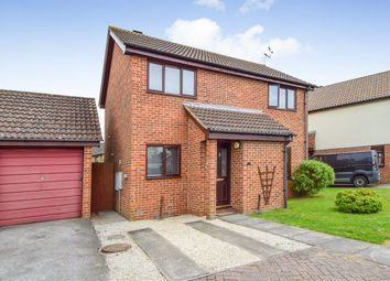 Thumbnail 3 bed detached house for sale in Amos Close, Herne Bay