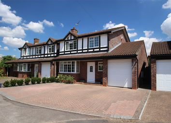Thumbnail 4 bed detached house for sale in Grace Close, Chipping Sodbury, South Gloucestershire