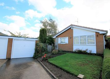 Thumbnail 3 bed detached bungalow for sale in Willow Avenue, Forest Town, Mansfield