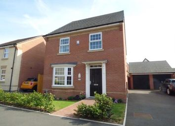 Thumbnail 4 bedroom detached house for sale in Amelia Crescent, Coventry, West Midlands