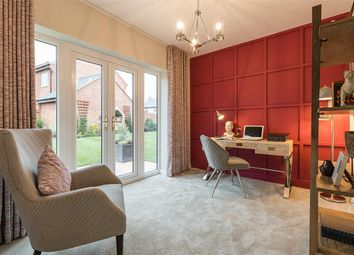 """Thumbnail 4 bed detached house for sale in """"Badminton"""" at Quercus Road, Tetbury"""