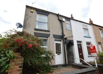 Thumbnail 2 bed end terrace house for sale in Foljambe Road, Brimington, Chesterfield, Derbyshire