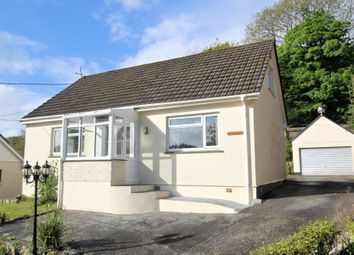 Thumbnail 4 bed detached bungalow for sale in Budock Water, Falmouth