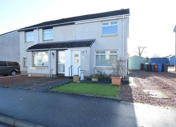 Thumbnail 2 bed semi-detached house for sale in The Lairs, Blackwood, Lanark