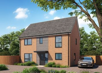 Thumbnail 3 bed detached house for sale in Plot 13, Egret Close, Needingworth