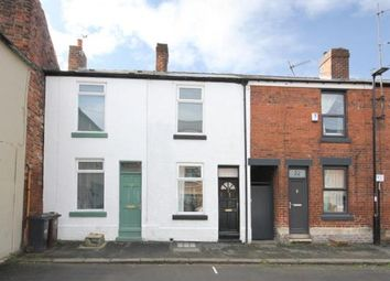 Thumbnail 2 bed terraced house for sale in Gordon Road, Sheffield, South Yorkshire