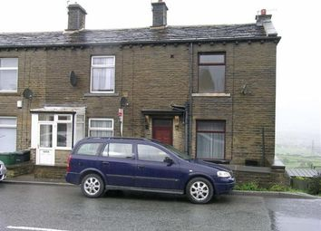 Thumbnail End terrace house to rent in Harmony Place, Mountain, Queensbury, Bradford