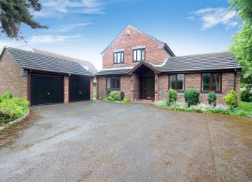 Thumbnail 4 bed detached house for sale in Lowther Avenue, Garforth, Leeds