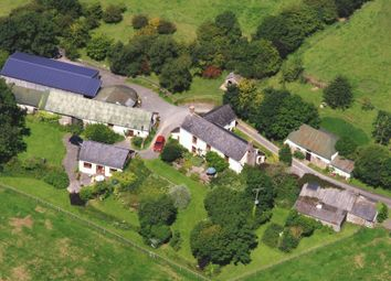 Thumbnail 5 bed farmhouse for sale in Ash Mill, South Molton, Devon